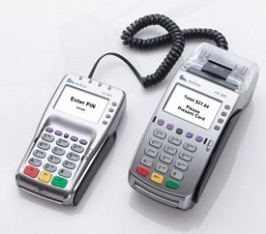 Maksupäätteet Vx520 ja VX802